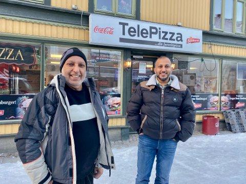 Etter syv år med Omars Pizza i Storgata 34, dukker et annet velkjent navn nå opp igjen på veggen.