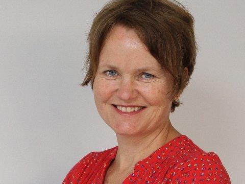Eva Fretheim, journalist i Moss Avis.