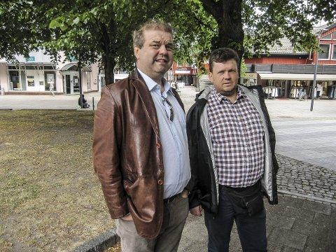 Ingen kommentar: Verken Venstre eller KrF ville kommentere møtet med Ap. Foto: Mette Eriken