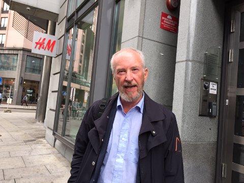 Fylkesordfører Ole Haabeth er også på plass i Oslo.