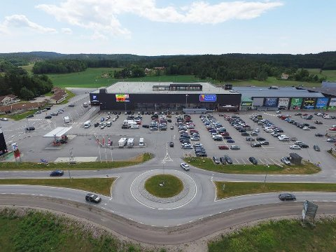 Grensesprengende: Nordby Supermarket har 2,5 millioner kunder.