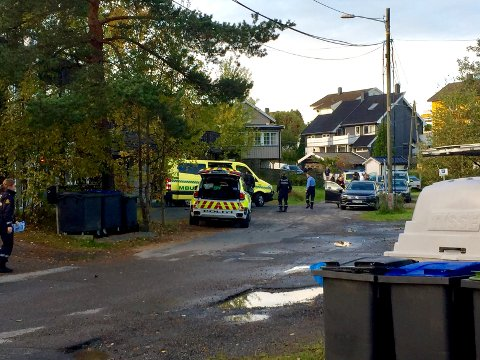 Krapfoss: Det var fredag 13. oktober en kvinne i 30-årene ble knivstukket på Krapfoss.