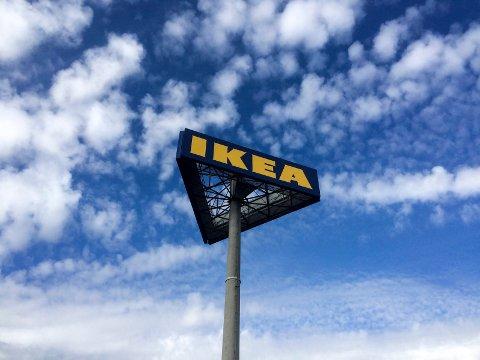 Ikea i Kristiansand.