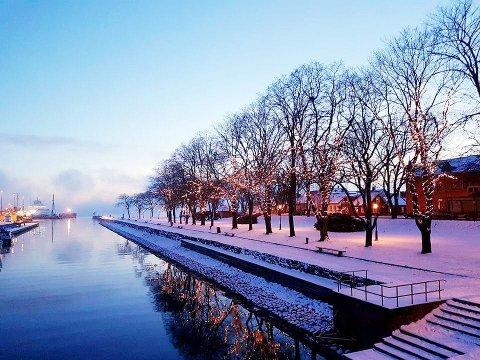 Mange ønsker seg en hvit jul, men vi må fortsatt leve i spenning fram mot julaften.
