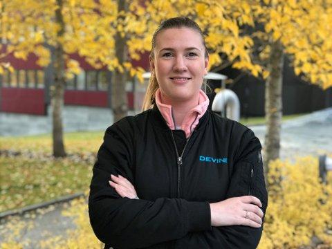 KUNNE DØDD: Sofia Öling var bare 23 år gammel da hun ble rammet av lungeemboli. Nå forsker hun på blodproppgåten i Tromsø. Foto: Dana Meknas
