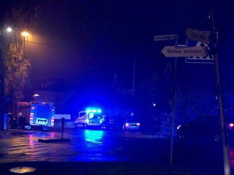 En ung sjåfør fra Moss er anmeldt etter utforkjøringen natt til fredag.