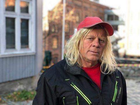 OSS I NYE MOSS: To kommuner er blitt til én. I denne serien blir du kjent med noen av de fine folka som bor i den nye storkommunen. Dette er historien til Torleif E. Haug på Jeløy.