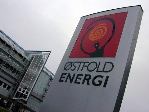 UTBYTTE: Østfold Energi vil hente ut 87 millioner kroner i utbytte.
