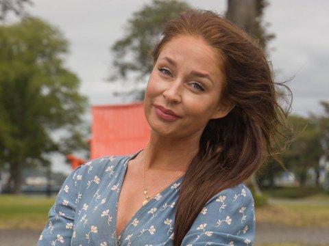 ENGASJERT: Camilla Bache-Mathiesen er initiativtaker til Moss Miljøfestival, som arrangeres i Kanalparken på lørdag.