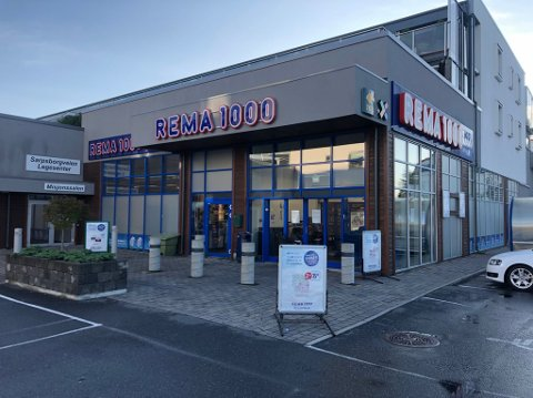 ÅPNER FREDAG: Etter å ha vært stengt i flere dager, åpner Rema 1000 i Råde igjen etter skadedyrproblematikken fredag denne uken.