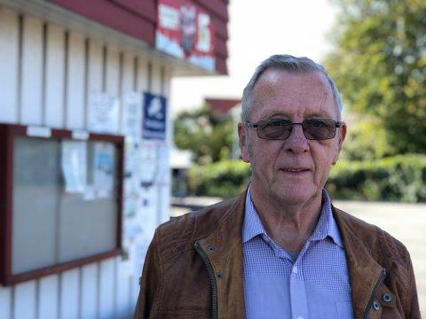 OSS I NYE MOSS: To kommuner er blitt til én. I denne portrettserien blir du kjent med noen av de fine folka som bor i den nye storkommunen. Dette er historien til Egil Broch fra Knappestøperen.
