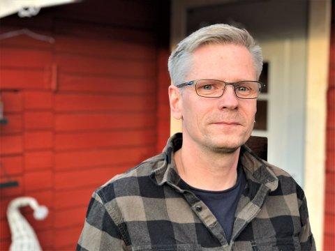 OSS I NYE MOSS: To kommuner er blitt til én. I denne portrettserien blir du kjent med noen av de fine folka som bor i den nye storkommunen. Dette er historien til krigsveteran Anders G. Nilsson som bor på Øreåsen.