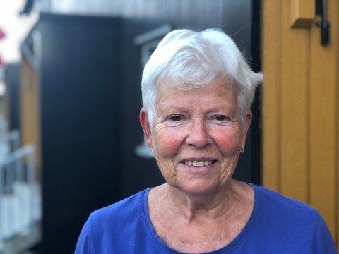 OSS I NYE MOSS: To kommuner er blitt til én. I denne portrettserien blir du kjent med noen av de fine folka som bor i den nye storkommunen. Dette er historien til pensjonist Ellen Marie Erstad som bor på Ørejordet.
