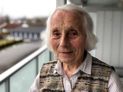 OSS I NYE MOSS: To kommuner er blitt til én. I denne portrettserien blir du kjent med noen av de fine folka som bor i den nye storkommunen. Dette er historien til den 94 år gamle legen Wenche Prebensen som bor på Ekholt.