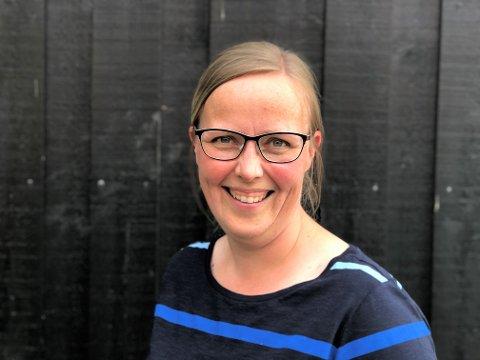 OSS I NYE MOSS: To kommuner er blitt til én. I denne portrettserien blir du kjent med noen av de fine folka som bor i den nye storkommunen. Dette er historien til lærer og trebarnsmamma Ragnhild Gretland som bor i Smedhusåsen.