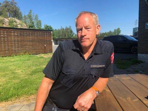 På torsdag skal Mosseregionen interkommunale brann og redning (MIB) foreta en kontrollert nedbrenning av et hus i Våler. Overbrannmester Roy Kristensen forsikrer om at brannvesenet skal ha god kontroll på stedet.