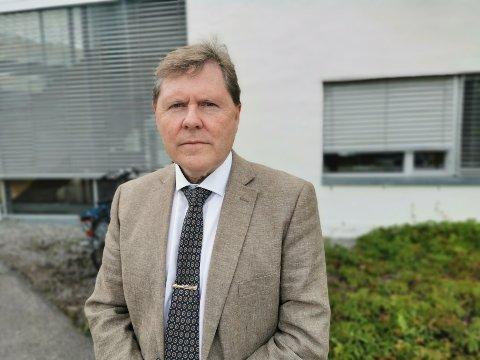 32-åringens forsvarer er advokat John Arild Aasen.