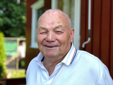 OSS I NYE MOSS: To kommuner er blitt til én. I denne portrettserien blir du kjent med noen av de fine folka som bor i den nye storkommunen. Dette er historien til Johannes Wilskog som kan se tilbake på 38 år som ansatt hos Peterson. Wilskog bor i Kirkegrenda.