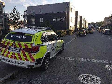 VIL IKKE SI NOE: Politiet vil fortsatt ikke uttale seg om drapsvåpenet eller dødsårsak etter drapet på Jeløy.