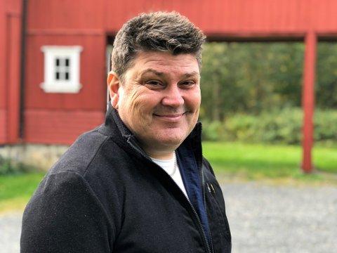 OSS I NYE MOSS: To kommuner er blitt til én. I denne portrettserien blir du kjent med noen av de fine folka som bor i den nye storkommunen. Dette er historien til fotointeresserte Tommy Lund som bor på Rørskogen.