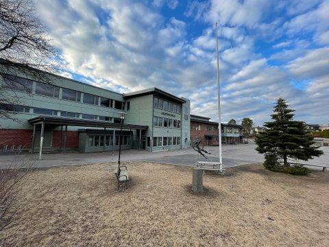 Krapfoss skole er en av elleve skoler i Mosse-regionen og i Vestby som har søkt om støtte til RØRE-prosjektet. Skolen får 120.000 kroner til et utekjøkken.
