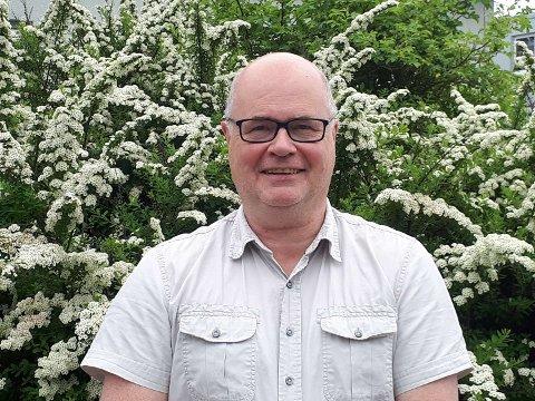 ØKONOMISJEF: Fra september er Mikal Johansen (60) Moss kommunes nye økonomisjef.