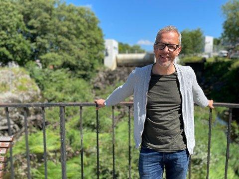 Produsent for Christian Frederik-dagene, Håkon Sæther, sier at årets utgave av arrangementet blir en folkefest. Blant annet skal Mossefossen brukes som en scene.