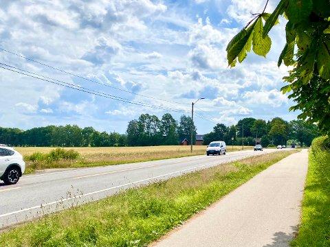 GJENGANGER: En mann i 40-årene har blitt tatt av politiet og avslørt for ruspåvirket mopedkjøring tre ganger på nesten samme sted i Ryggeveien.