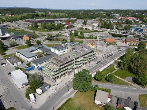 POPULÆRT: Vestby kommune fikk nesten 40 søknader til stillingen som kommunikasjonskonsulent ved servicekontoret på rådhuset.