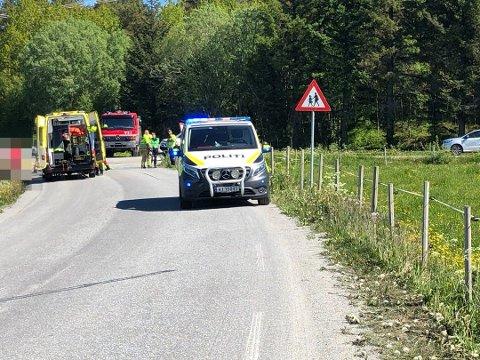 Sjåfør dømt: Sjåføren av en varebil som ikke overholdt vikeplikten i Roparnes-krysset i Nærøysund i sommer, og forårsaket en kollisjon med en motorsykkel, er dømt til 18 dager betinget fengsel.