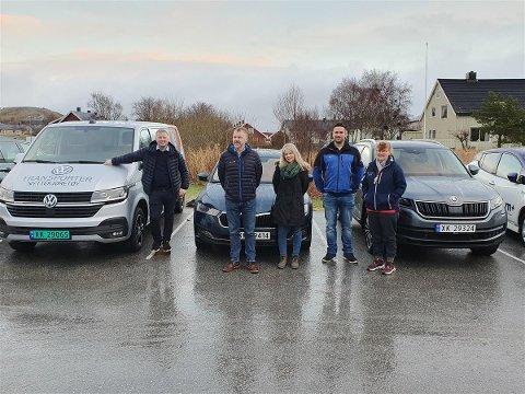 GRØNT SKIFTE: Fra januar neste år vil Nærøysund kommune begynne utskiftinga av fossildrevne biler til elektriske. Dette gir fordeler både for miljøet og kommuneøkonomien.
