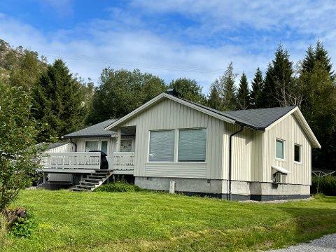 SOLGT: Harravegen 13 i Namsos er solgt for kr 2.750.000 fra Jon Ingvald Sæther til Duenraem P Selnes og Odd Egil Hegge Selnes.