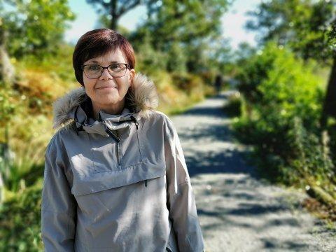 HADDE MISTET HÅPET: Klara Valsvik slet i mange år med kraftig OCD, og hun led under lite kunnskap om sykdommen og få behandlingsmuligheter. Selv legen hennes trodde ikke hun ville bli bra igjen, men så skulle det vise seg at 40 års sykdom lot seg behandle - på et par uker.