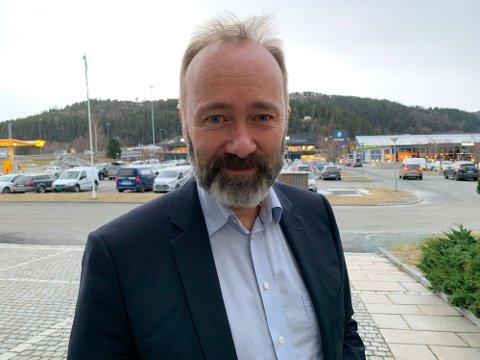 AVSPORING: Trond Giske deltok i forrige uke på Trøndelagsmøtet i Stjørdal, og sier til Nettavisen at debatten om hans posisjon i Arbeiderpartiet framover er en avsporing.