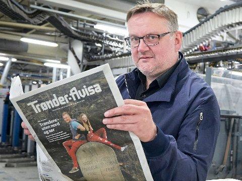 MANGE POSTIV TIL GISKE: - Det blir fryktelig vanskelig å argumentere mot at Giske bør bli fylkesleder når over seks av ti velgere mener han vil bli en god leder – og færre enn to av ti mener det motsatte, mener John Arne Moen, sjefredaktør i Trønder-Avisa.