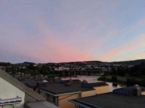 Januar måned kan bli rekordvarmt i Trondheim.