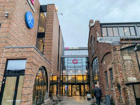 Solsiden kjøpesenter får en ny butikk i 2021.