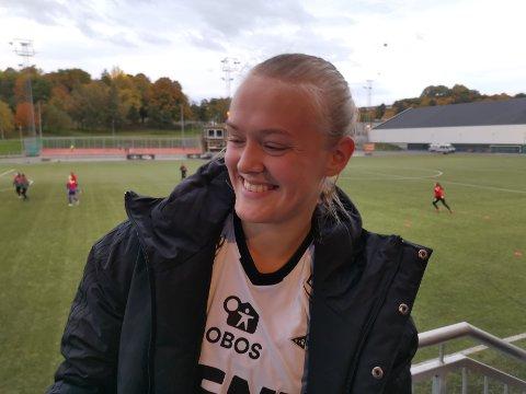 RBK Kvinner fortsetter ferden. Destinasjonen er kanskje god som gull for Elin Sørum og Rosenborg.