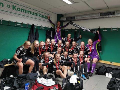 Norges nest-beste lag er RBK Kvinner, men de er de eneste om ingen har slått i Toppserien i 2020.