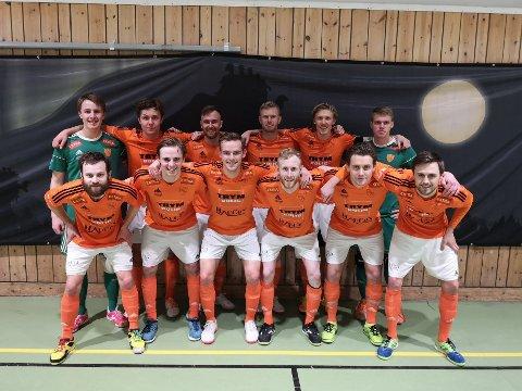 Utleira kan slippe jubelen løs etter at de søndag kveld vant Eliteserien i futsal.