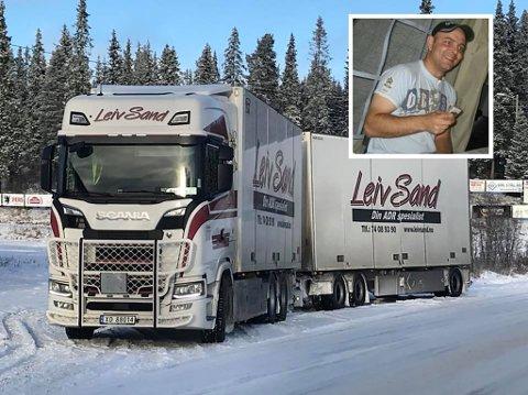 Anders Langerud er blant sjåførene som kommer til stengte rasteplsser.