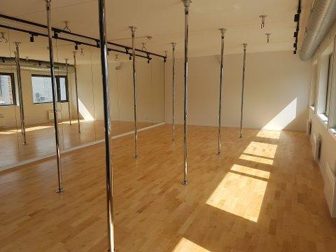 Trondheim pole studio åpner igjen etter å ha holdt stengt siden 12. mars.