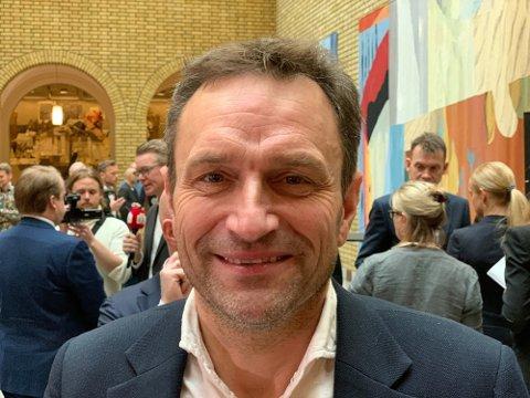 MDG-nestleder Arild Hermstad er innstilt på en stor debatt i eget parti.