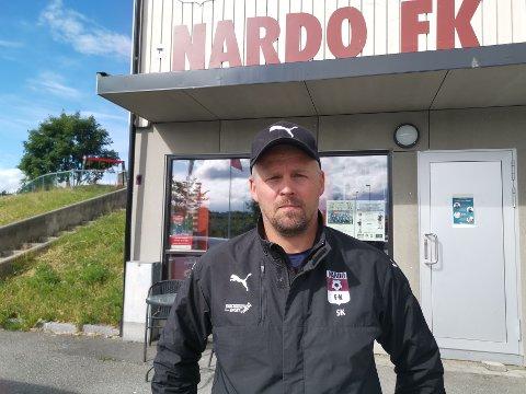 Nardo-sjef Stig Kammen håper som de aller fleste andre fotballfolk at breddefotballen snart ruller igjen. Men han advarer de som tror det blir en enkel oppgave.