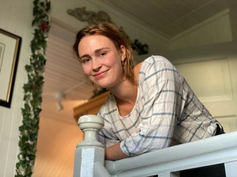 Arkitektstudent Hanna Ronglan (23) er AirBnB-vert for første gang i sommer, en trivelig opplevelse som har gitt mersmak.