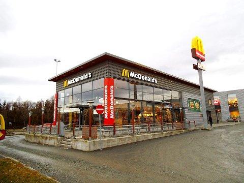 Ungdommer fra Melhus, Orkanger, Skaun og Stjørdal inntar bydelen Tiller.