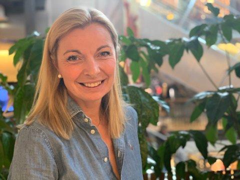 Wenche Bakke er eier av Lille Martine    og den ungdomsbutikken som skal åpne i slutten av september på Byhaven.