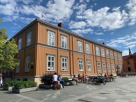 STENGT: Hornemannsgården er nå stengt på grunn av koronasmitte.