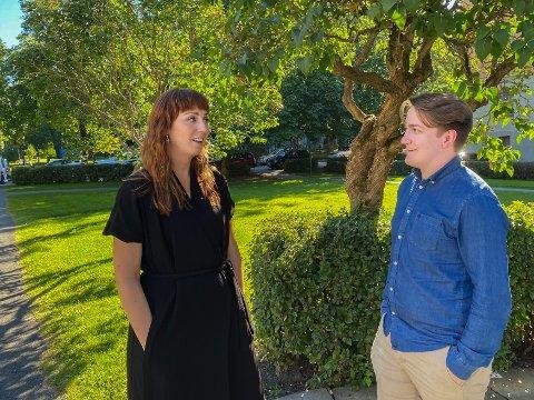 Mona Berger(SV) og Gjermund Gorset(Ap) sier kommunen nå satser stort med ny boligpolitisk plan.