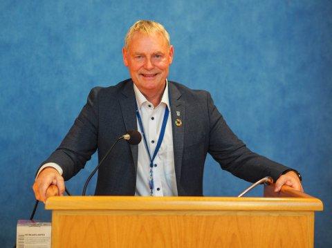 Kommunedirektør Morten Wolden og Trondheim kommune iverksetter tiltak for å kunne hjelpe eldre å bo hjemme lengre.